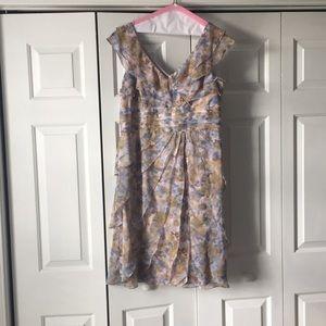 Beautiful spring dress